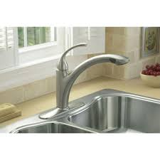 19 X 33 Drop In Kitchen Sink by Kohler K 3369 1 Na Staccato Stainless Steel Drop In Double Bowl