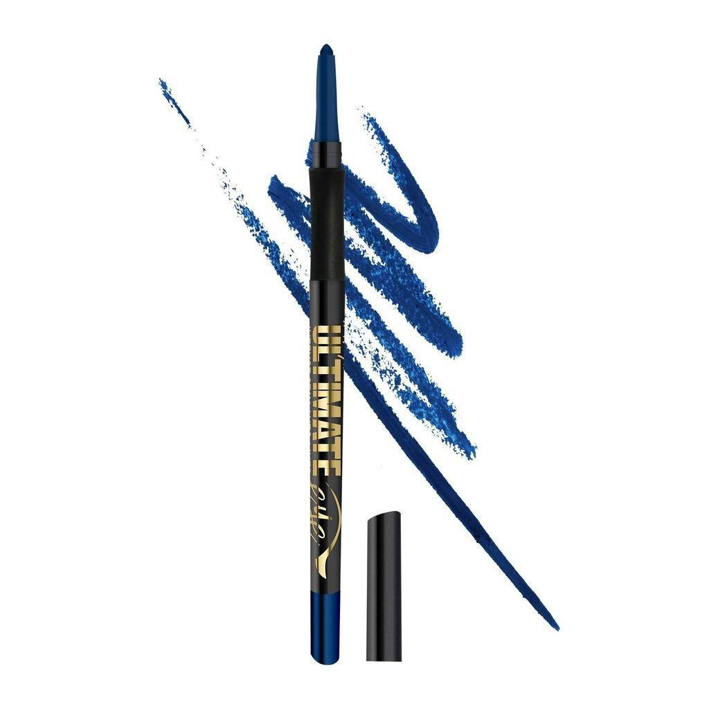 L.A. Girl Ultimate Intense Stay Auto Eyeliner, Neverending Navy