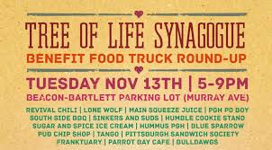 100 Pgh Taco Truck Food Round Up To Benefit The Tree Of Life Synagogue On Nov