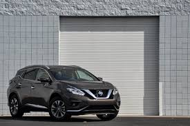 First Drive 2015 Nissan Murano SL  SIX SPEED BLOG