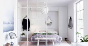 ein kleines schlafzimmer einrichten damit es geräumiger