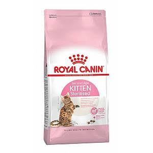 Royal Canin Kitten Sterilised Dry Cat Food