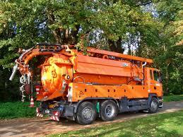 Combinated Sewer Truck - M-U-T AUSTRIA