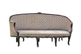 canape louis 15 canapé corbeille d époque louis xv en noyer xviiie siècle n 56824