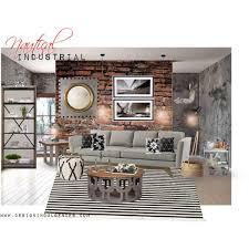 Nautical Industrial Living Room Design – Design Indulgences
