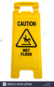 Caution Wet Floor Banana Sign by Caution Wet Floor Stock Photos U0026 Caution Wet Floor Stock Images
