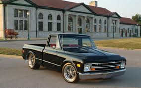 100 Classic Industries Chevy Truck Woodall Welcome