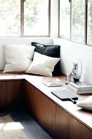 erkerfenster sofa gardinen wohnzimmer erker für