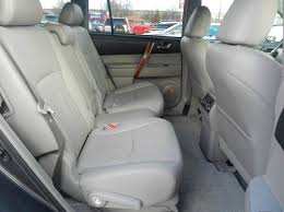 2008 Toyota Highlander Captains Chairs by 2008 Toyota Highlander Awd Limited 4dr Suv In Billings Mt