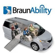 BraunAbility Wheelchair Vans W