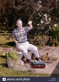 1960s OLDER MAN SITTING IN BACKYARD WITH FISHING ROD AND GEAR ... Diy Backyard Fishing Activity 3br House Boating Or From The Naplesflorida Landscaping Vancouver Washington Complete With Large Verpatio Six Mile Lakemccrae Lake July 1017 15 Youtube Pond Outdoor Goods Nick Wondo In Spin More Poi Bed Scanners Patio Heater Flame Tube Its Koi Vs Heron Chicago Police Officer In Epic Can Survive A Minnesota Winter The 25 Trending Ponds Ideas On Pinterest Ponds Category Arizona Game And Fish Flagstaff Stem City