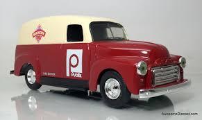 100 Ertl Trucks 125 1951 GMC Panel Truck Publix Bakery Awesome Diecast