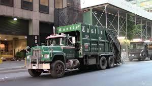 NYC Demolition Waste Trucks - Copenhaver Construction Inc
