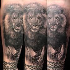 Lion Tattoo Main Source