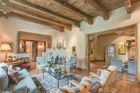 Stunning Santa Fe Home Design by Tour The House Of A Stunning Historic Property In