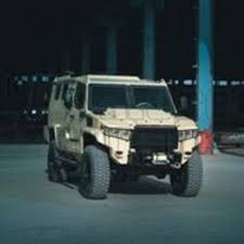 100 Swat Team Truck The Armored Groups Latest The Terrier LT79 Tactical Armored