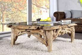 cuisine bois flotté table basse en bois flotté