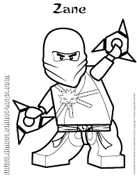 Enchanting Coloring Pages Ninjago Enchanted Forest Printable Lego
