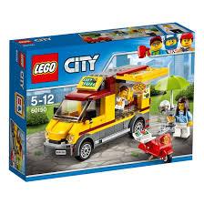 LEGO® CITY Great Vehicles Pizza Van 60150 | Target Australia