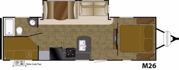 Travel Trailer Floor Plans Rear Kitchen by Heartland Mallard Rvs For Sale Camping World Rv Sales
