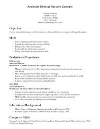 Skills Template For Resume Examples Of Key In Organizational