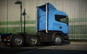 100 Euro Trucks Scania Blue Green Truck Simulator 2 Wallpapers HD