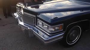 100 Fleetwood Trucking 1975 Cadillac Talisman Walkaround YouTube