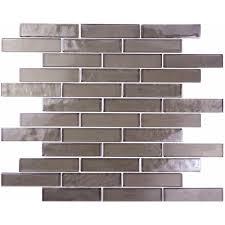 wood mosaic tile tile the home depot