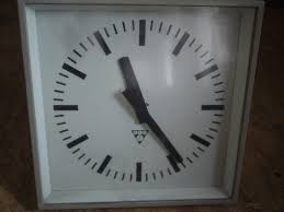 Movado Mini Desk Clock by Clocks Collectibles
