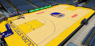 Golden State Warriors 2014 Court 4096x4096