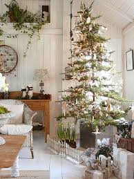 Smartness Christmas Decorations Country Style Decorating Old