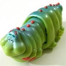 mcdonalds happy meal spielzeug premium bugs heimlich