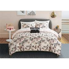 Twin Xl Bed Sets by Formula Maddie Diamond Bed In A Bag Bedding Set Walmart Com