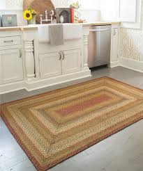Homespice Decor Jute Rugs a new look with braided rugs