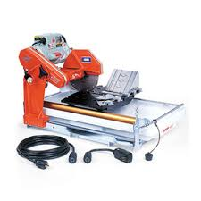 Ryobi 7 Wet Tile Saw by Tile Saw Rentals Tool Rental The Home Depot
