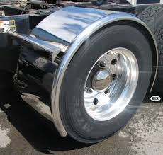 Universal Rear Single Axle Half Circle Fenders