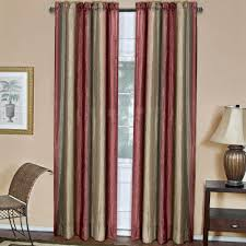 Kohls Sheer Curtain Panels by Achim Semi Opaque Ombre 50 In W X 84 In L Curtain Panel In
