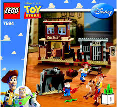 Toy Story : LEGO Woody's Roundup Instructions 7594, Toy Story Amazoncom Lego Juniors Garbage Truck 10680 Toys Games Wilko Blox Dump Medium Set Toy Story Soldiers Jeep Itructions 30071 Rees Building 271 Pieces Used Good Shape 1800868533 For City 60118 Youtube Ming Semi Lego M_longers Creations Man Tgs 8x4 With Trailer Truck At Brickitructionscom Police Best Resource 6447
