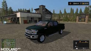 100 Ford Truck Games 2018 F150 V 10 Mod Farming Simulator 17
