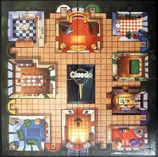 Clue Board Cluedo Game