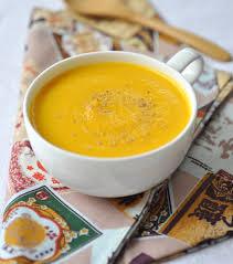 cuisiner des panais marmiton veloute carottes panais gingembre lait de coco lentilles corail