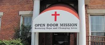 Open Door Mission of Rochester NY Partners With The Purpose United