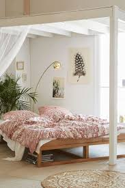 From Urban Outfitters Morey Platform Bed
