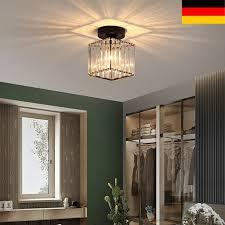moderne led kristall deckenleuchte kronleuchter deckenbeleuchtung wohnzimmer schlafzimmer e27 ø13 1cm für esszimmer bar cafe dhl