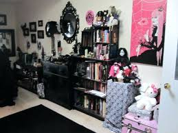 best goth bedroom ideas on home decorations for ganpati emo room