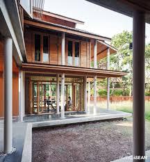 100 Thai Modern House Thai House Archives LIVING ASEAN Inspiring Tropical