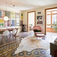 Piso Reformado En Barcelona Interiors Living Rooms And Spaces