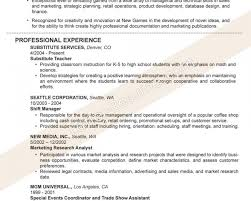 Resume Templates Good Title Examples Soaringeaglecasino Pertaining To Professional Breathtaking Titles For Work Experience Entry Level