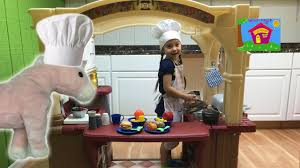 Step2 Kitchens U0026 Play Food by Mega Huge Surprise Boxes Toy Surprises Step2 Grand Walk In