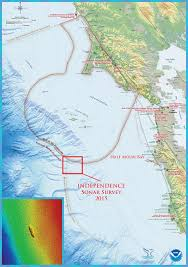 Uss America Sinking Location by Radioactive Hulk Of Aircraft Carrier Uss Independence Located Off